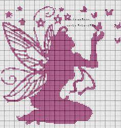 papillon broderie point de croix - Recherche Google