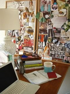 love the clutter