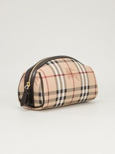 BURBERRY LONDON - Haymarket make-up bag 7