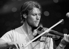 Jesse Spencer - Actor who plays violin and guitar...a Renaissance man still exists!...I love violin/cello music and opera...I want to learn to play the violin..but turns out it is way too difficult. I tried.... ❥-Mari Marxuach Parrilla
