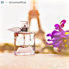 Lancômes fragrant declaration of happiness has got even more optimistic with extra hints of exuberant tuberose and soft yet zesty hazelnut. Encased in a brand new bottle La Vie Est Belle Intense almost blushes with delight. #ParisInspires #FrenchTouch #LaVieestBelle #fragrance #perfume #Lancome #woman #parfum #love #fresh #paris #womanstyle #womensfashion #womansfragrance #identity #eiffeltower