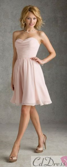 Bridal Dresses, Bridal Gowns, Bridesmaid Dresses, Prom Dresses and Bridal Accessories Pink Bridesmaid Dresses Short, Prom Party Dresses, Bridal Dresses, Dress Prom, Bridesmaids, Graduation Dresses, Pink Short Dresses, Occasion Dresses, Homecoming Dresses
