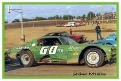 Ed Howe racing photos (from various internet sources)