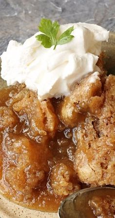 Snickerdoodle Cobbler » Call Me PMc
