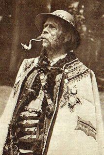 historical example of polish highlander costume from Podhale Black N White Images, Black And White, Zakopane Poland, Polish People, Polish Folk Art, Retro Pictures, Man Images, The Shepherd, Folk Costume