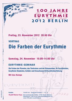 Eurythmie - Berlin