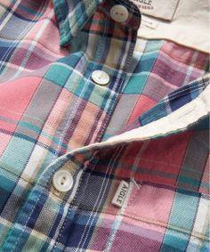 Plaid Shirts, Mens Flannel Shirt, Men Shirts, Casual Shirts For Men, Men Casual, Joules Clothing, Crew Clothing, Mens Clothing Styles, Mens Fashion Shoes