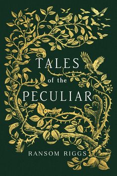 A new set of stories from the world of Miss Peregrine's Home for Peculiar Children. In this collection of fairy tales, Ransom Riggs invites you to uncover hidden legends of the peculiar world.