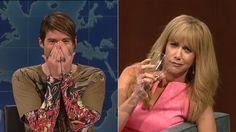 Bill Hader's Stefon, Kristen Wiig's Kathie Lee return to 'SNL'