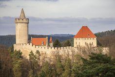 Kokorin castle – small castle surrounded by pure nature. #castle #kokorin #Czech #daytrip