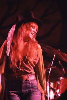 Stevie Nicks, 1975  Years I was born ~ t