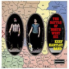 Keef Hartley Band,The Battle Of North West Six