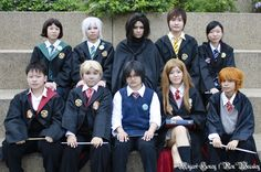 Harry Potter - Miyavi Honey(Miyavi Honey) Ron Weasley Cosplay Photo - Cure WorldCosplay