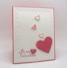 Stampin' Up! Language of Love Cards www.pinkblingcrafter.blogspot.com