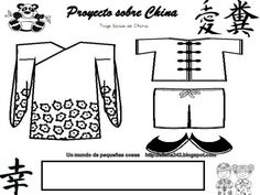 Fichas proyecto China Educacion Intercultural, Class Decoration, Chinese New Year, Album, Image, Miyazaki, Education, School Projects, Activities