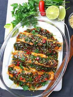 Clean Recipes, Easy Dinner Recipes, Cooking Recipes, Salmon Recipes, Fish Recipes, Vegetarian Recipes, Healthy Recipes, Food Inspiration, Love Food