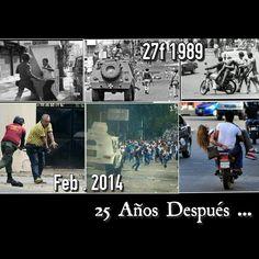 ¡CARACAZO! 25 años de historia que siguen estando presentes pic.twitter.com/qJfPyEu5lI