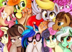 Episode by Shivall on DeviantArt My Little Pony Songs, My Little Pony Friendship, Mlp, Hasbro Studios, Vinyl Scratch, My Little Pony Merchandise, Animal Jam, Twilight Sparkle, Equestria Girls