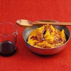Rezept für Kürbis-Maronen-Püree | Küchengötter