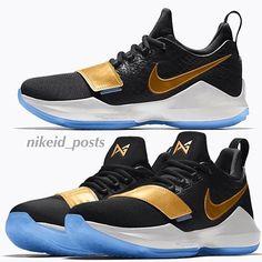 7c811f86ec5b PG1 Finally on Nike ID  ygtrece  PacerNation  NoDaysOff  Balling   PaulGeorge
