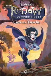Il Colore dei Libri: Books & Babies [Recensione] : Rudow il Vampiro Pir...