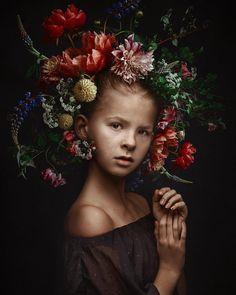 Inspirierender Montag VOL 254 - Inspiring Monday 2019 - Kinder Art Photography Portrait, Portrait Art, Creative Photography, Children Photography, Kreative Portraits, Photographing Kids, Studio Portraits, Portrait Inspiration, Creative Art
