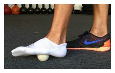 We often focus on larger muscle groups when training, but your feet and ankles may need some specific attention.