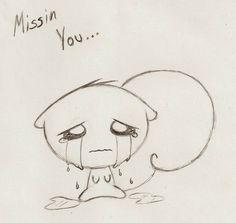 sad drawings easy anime dark him friend idea animal