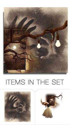 """""""Bez tytułu #3292"""" by malgo1958 ❤ liked on Polyvore featuring art"""