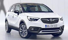 Opel Crossland X (2017)