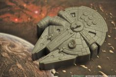 Savon Millenium Falcon #starwars #bathroom