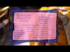 Csokoládés narancsos kuglóf - Borbás Marcsi szakácskönyve (2019.04.28)