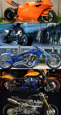 5 of the Most Expensive Motorcycles in the World