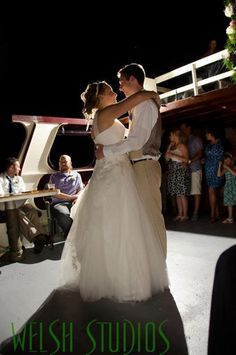 Have a chicago boat cruise wedding.
