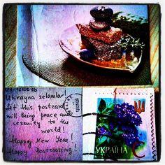 #postcrossing #postcard #stamp #ukraine #kartpostal #pul #ukrayna