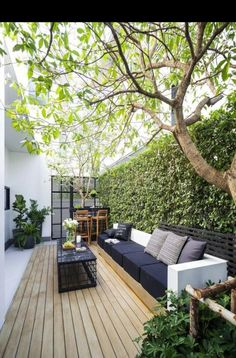 30 Perfect Small Backyard