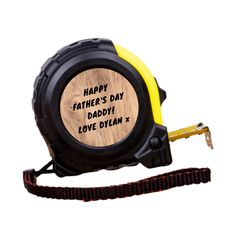 Tape Measure Personalised - Custom Measuring Tape Steel Retractable) Makes ideal photo gift for any DIY Enthusiast / Engineer / Carpenter / Promotional Gift ❤️ Tape Measure Details Birthday Mug, Birthday Love, Happy Fathers Day Daddy, Gifts For Carpenters, Print Finishes, Tape Measure, New Baby Gifts, Engineer, Photo Gifts
