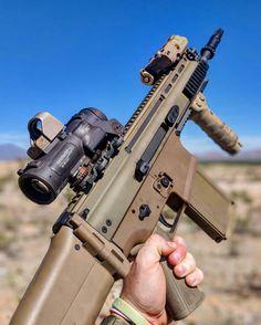 Tactical Rifles, Tactical Knives, Firearms, Weapons Guns, Guns And Ammo, 357 Magnum, Weapon Concept Art, Modern Warfare, Shotgun