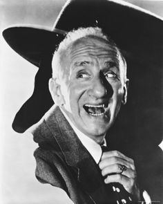 "Jimmy Durante  ""Good night, Mrs. Kalabash, wherever you are."""