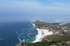 Cape of Good Hope in Cape Town, South Africa. A Fit Life Pursuits travel adventure