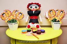 Festa Frida Khalo - Mamãe eu Kero