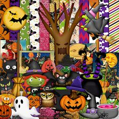 Witches' Brew by HarperFinchDesigns on Etsy, $6.95