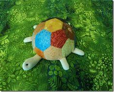 turtle pincushion