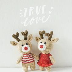 Amigurumi reindeer free crochet pattern, This article is waiting for you. We always keep you up to date with the most current amigurumi toy patterns. Crochet Amigurumi Free Patterns, Christmas Crochet Patterns, Crochet Bunny, Christmas Knitting, Crochet Animals, Knitting Patterns, Christmas Deer, Amigurumi Doll, Stuffed Toys Patterns