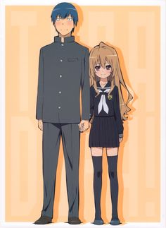 Haha, same height difference! Except our faces don't look like that and we never dress that nice
