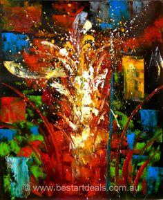 Abstract Art http://bestartdeals.com.au