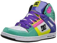 DC Shoes Women's Rebound High SE Sneaker,White/Fluorescent,5 US/5 M US DC,http://www.amazon.com/dp/B00BW1DT6I/ref=cm_sw_r_pi_dp_tptLsb13NTY9X67W