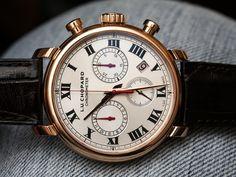 Chopard L.U.C 1963 Chronograph Watch Hands-On