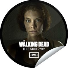The Walking Dead Stickers   GetGlue