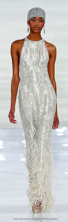 New York Spring 2012 - Ralph Lauren | The House of Beccaria